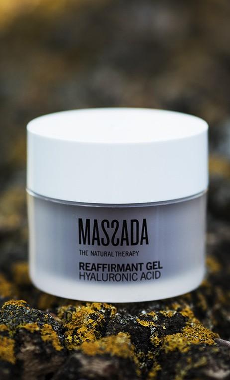 MASSADA Reaffirmant Gel Hyaluronic Acid - Gel Reafirmante