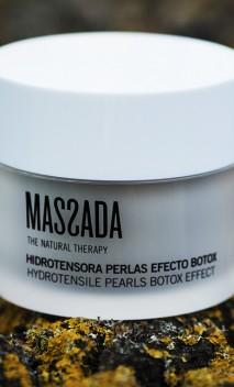 MASSADA Hydrotensile Cream - Hidrotensora Perlas Efecto Botox
