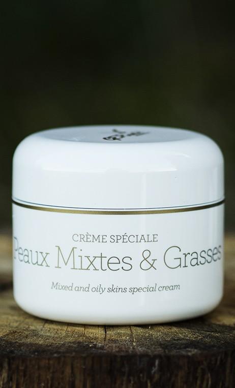 GERNETIC Peaux Mixtes et Grasses - Crema Pieles Mixtas y Grasas